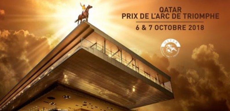 97.Prix de l'Arc de Triomphe'de startlar çekildi…