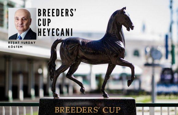 BREEDERS' CUP Heyecanı