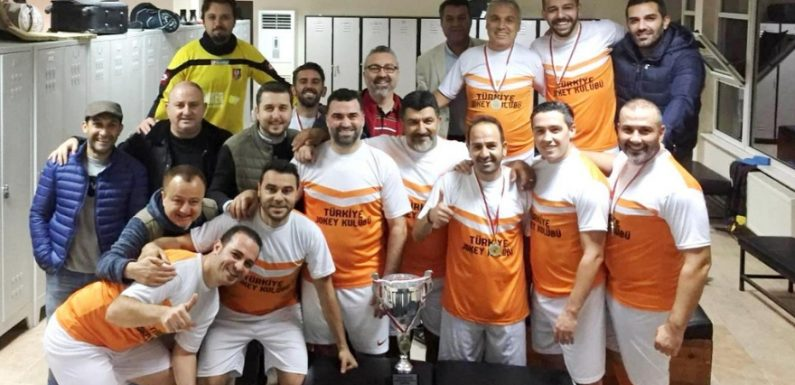 TJK Master Lig Futbol Turnuvası'nda Şampiyon BASIN…