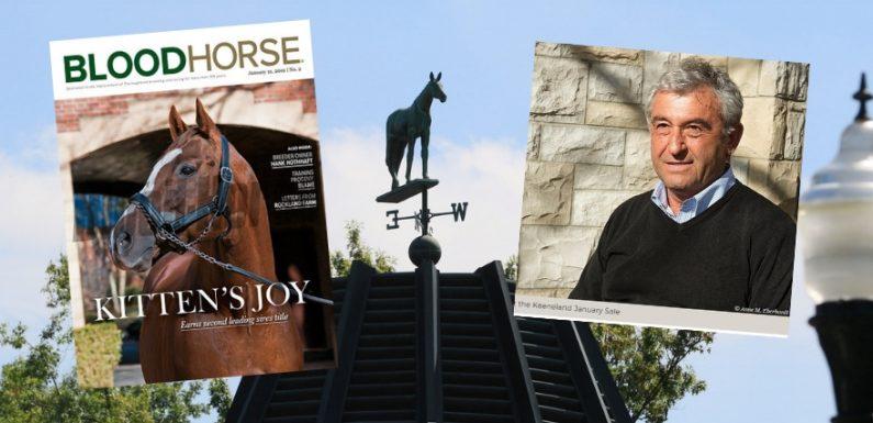 Blood Horse – Türkiye'den ünlü yetiştirici Keeneland Satışlarında!