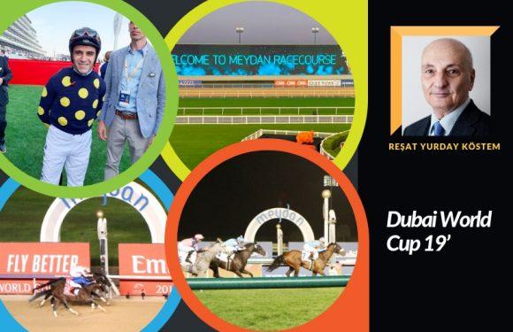 Dubai World Cup 19'