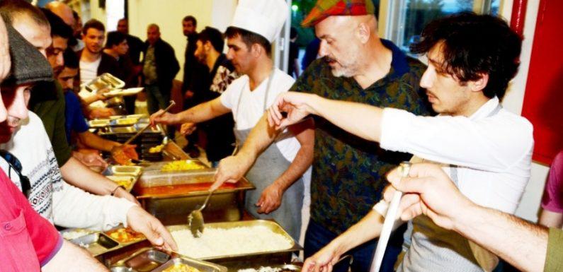 Adil Köseoğlu'ndan 500 kişilik iftar…