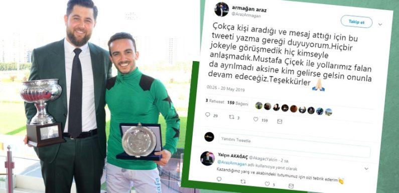 Armağan Araz'dan flaş sosyal medya paylaşımı!