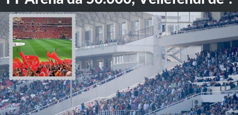 TT Arena'da 50.000, Veliefendi'de ?