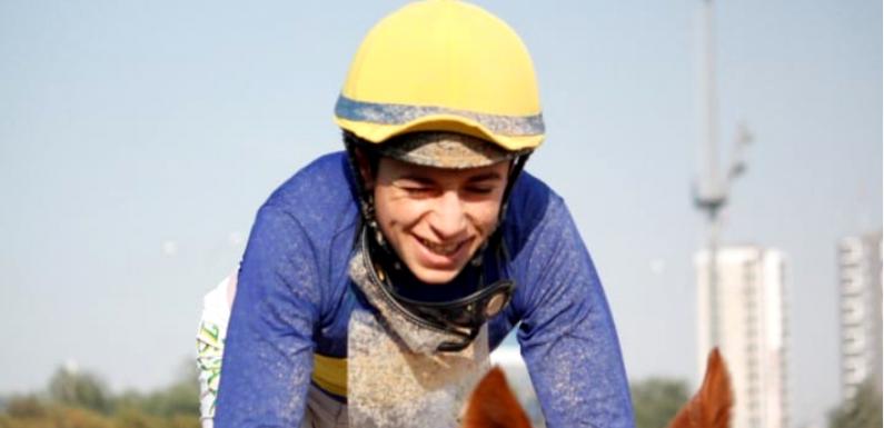 150'inci yarışını kazandı ve Jokey oldu.