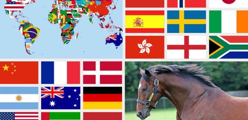 Yavruları 18 Ülkede yarış kazandı!