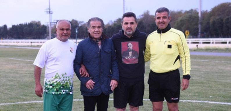 """TJK """"Master Lig Futbol Turnuvası"""" başladı"""