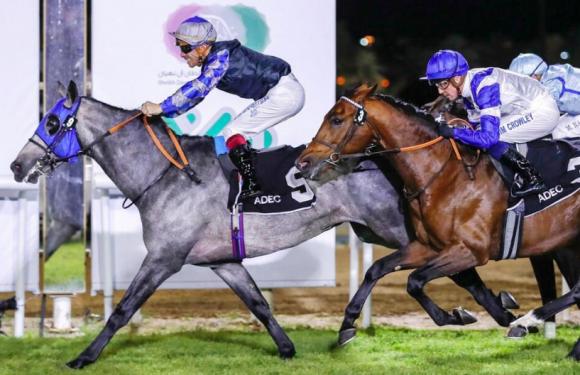 Abu Dhabi'de kazanan MASSHUR AL KHALEDIAH…