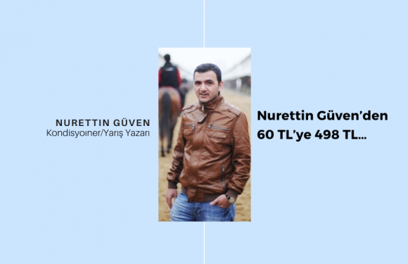 Nurettin Güven'den takipçilerine 498 TL…