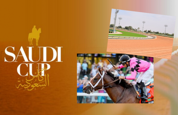 Pegasus World Cup 'out', Saudi Cup 'in'…