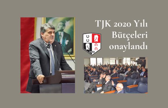 TJK 2020 Yılı Bütçeleri onaylandı…
