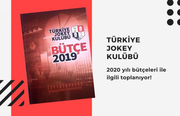 TJK Kongresi 2020 yılı bütçeleri ile ilgili toplanıyor!