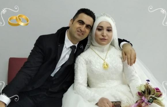 Şeref Sav evlendi