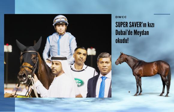 Super Saver'ınkızı Dubai'de Meydan okudu!