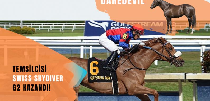 DAREDEVIL temsilcisi SWISS SKYDIVER G2 kazandı!