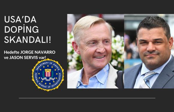 ABD'de Doping Skandalı!