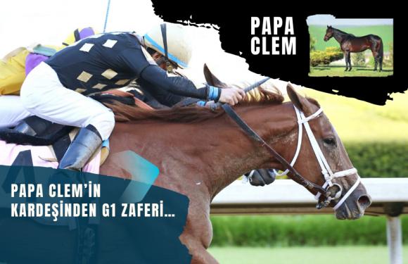 Papa Clem'in kardeşinden G1 zaferi…