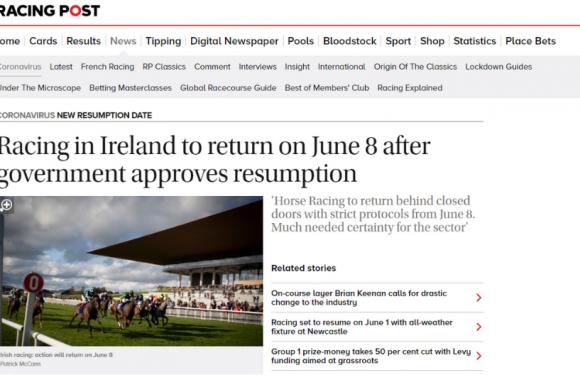 İrlanda'da başlama tarihi 3 hafta öne alındı!
