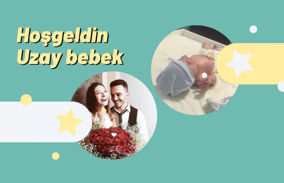 Mustafa Çiçek baba oldu…