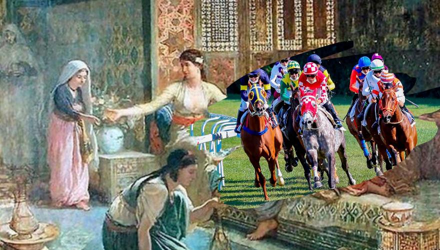 Harem'in Valide Sultanı…