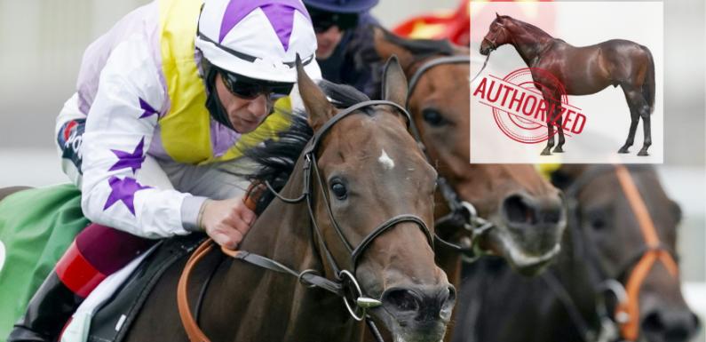 Royal Lodge Stakes'e Authorized damgası…