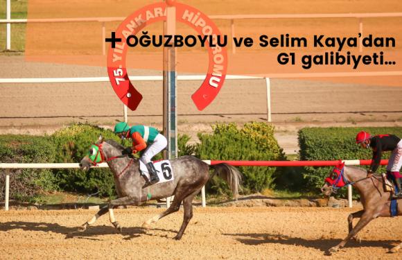 OĞUZBOYLU ve Selim Kaya'dan G1 galibiyeti…