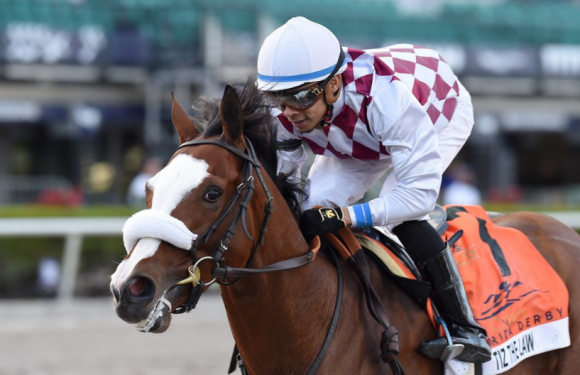 Kentucky Derby'de gözler TIZ THE LAW'da…