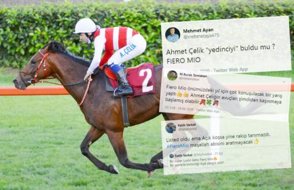 Yeni star FIERO MIO; 'Gururum'…