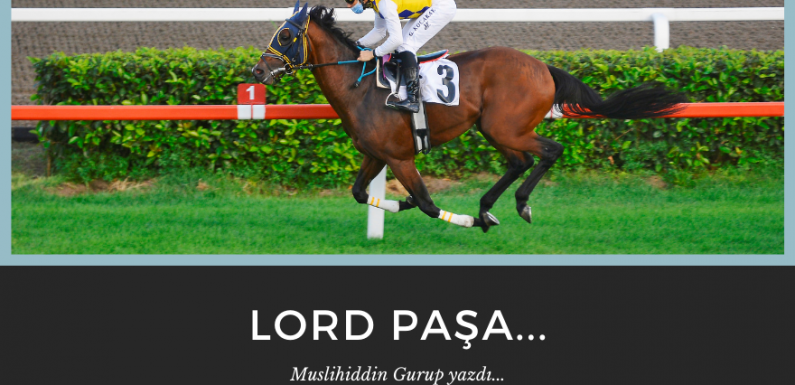 Lord Paşa…
