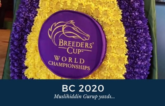 Breeders Cup 2020