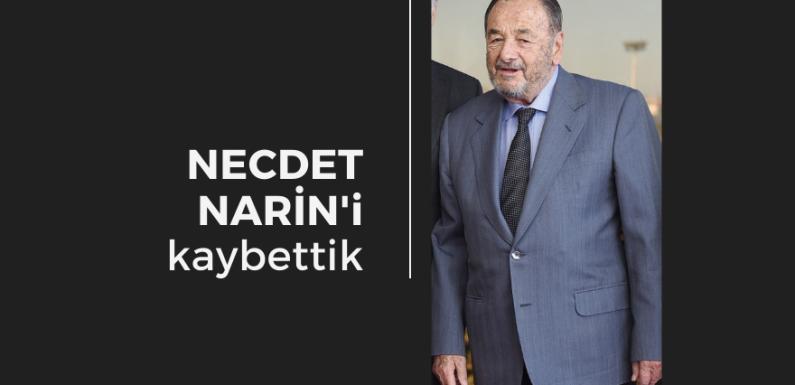 At Sahibi ve yetiştirici Necdet Narin'i kaybettik…