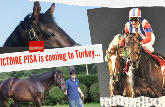 VICTOIRE PISA is coming to Turkey…