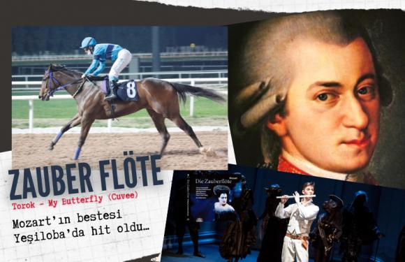 Mozart'ın bestesi Yeşiloba'da hit oldu…