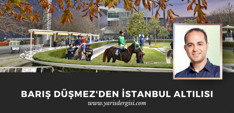 Barış Düşmez'den takipçilerine İstanbul Altılısı…