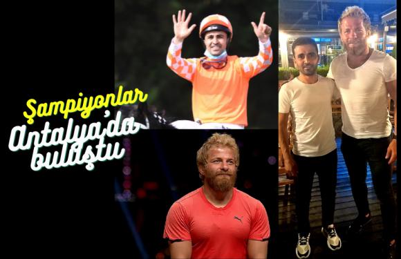 Şampiyonlar Antalya'da buluştu…