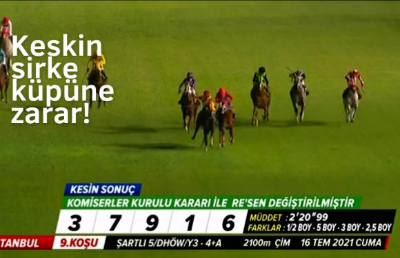 İstanbul Komiserlerinden genç aprantiye ceza yağdı!