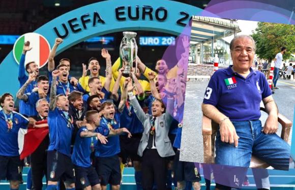 İtalya Avrupa şampiyonu olunca en çok onlar sevindi!