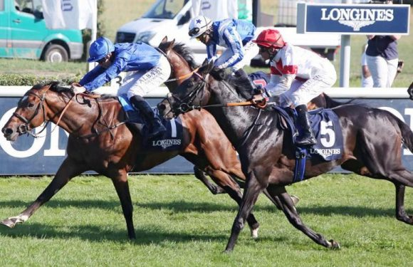 G1 Longines Grosser Preis Von Berlin'i BEST SOLUTION kazandı