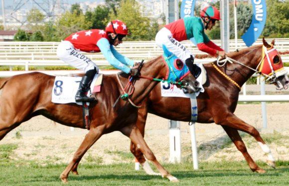 Karacabey Koşusu'ndaTAYKUT'dan Türkiye Rekoru…