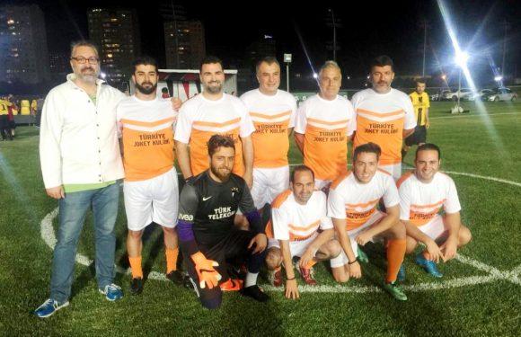 Master Lig Futbol Turnuvasına Komiserler ve Basın fırtına gibi başladı