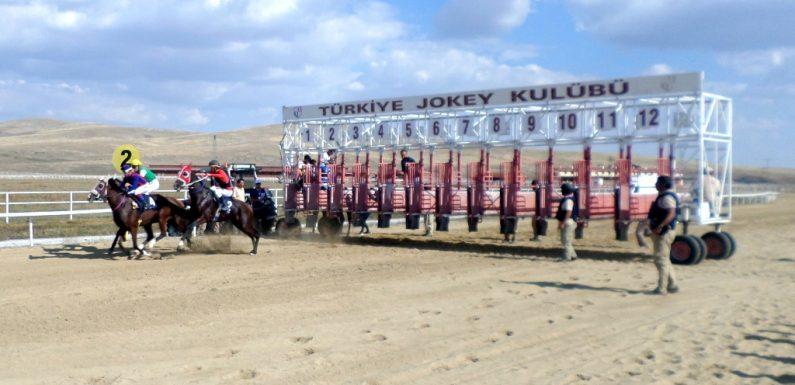 2018 Yılı Mahmudiye Mahalli At Yarışları başladı