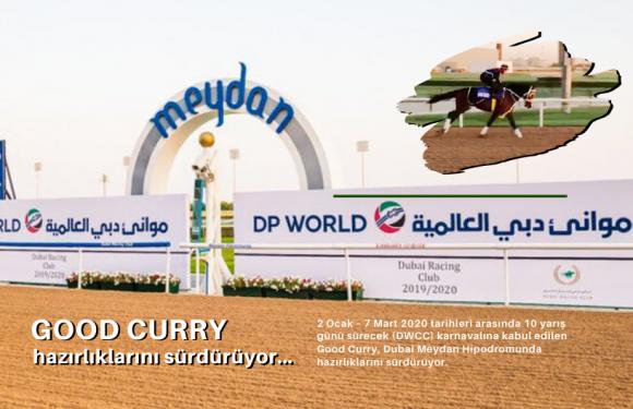 Good Curry hazırlıklarını sürdürüyor… [Video]