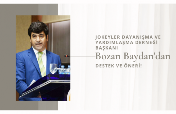 Bozan Başkan'dan destek ve öneri!