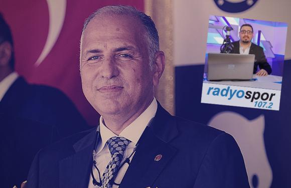 Genel Sekreter Ahmet Özbelge Radyospor'a konuştu!