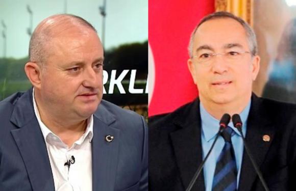 Cüneyt Çalıcıoğlu'ndan gündeme dair açıklamalar!