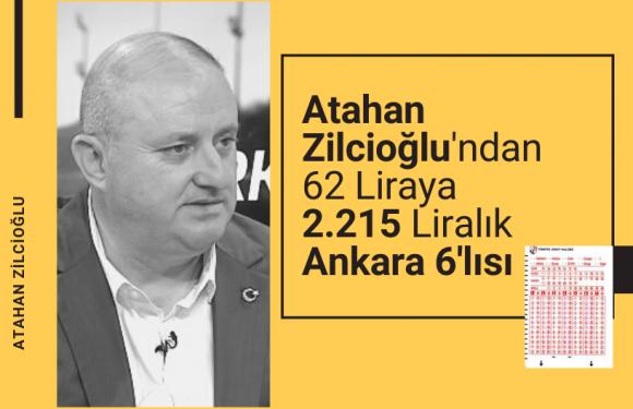 Atahan Zilcioğlu'dan takipçilerine 2.215 TL…