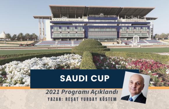 SAUDI CUP; 2021 Programı Açıklandı