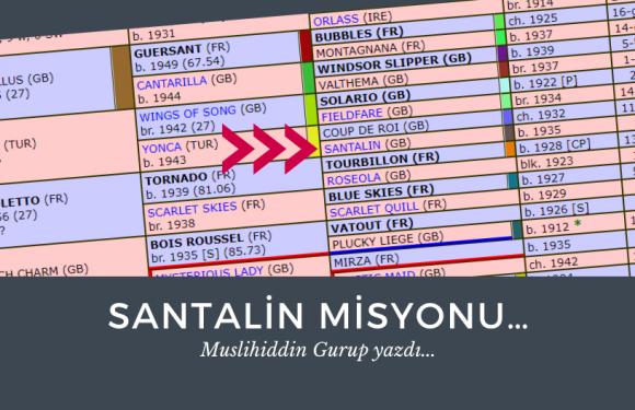 Santalin Misyonu…