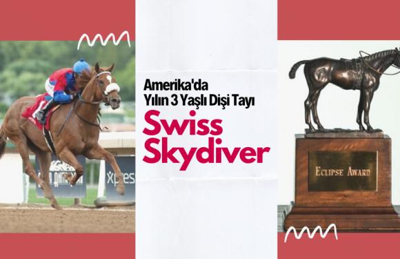 Daredevil'in kızı Swiss Skydiver'a büyük onur…
