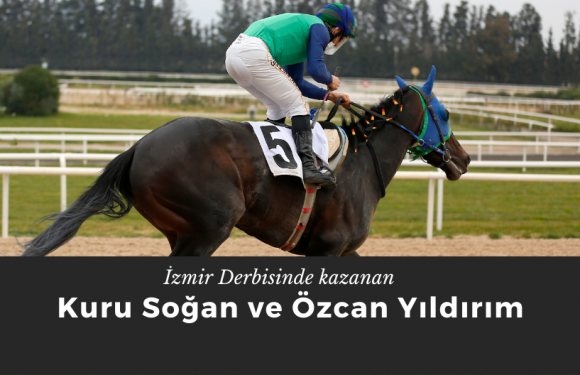 """İzmir Derbisinde """"KURU SOĞAN ve Özcan Yıldırım"""""""